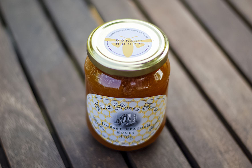 Honey Jar Label 01